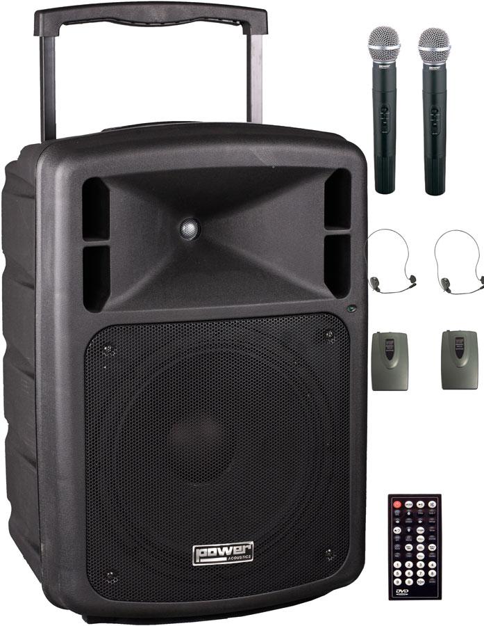 enceinte autonome portable amplifi e mat riel. Black Bedroom Furniture Sets. Home Design Ideas