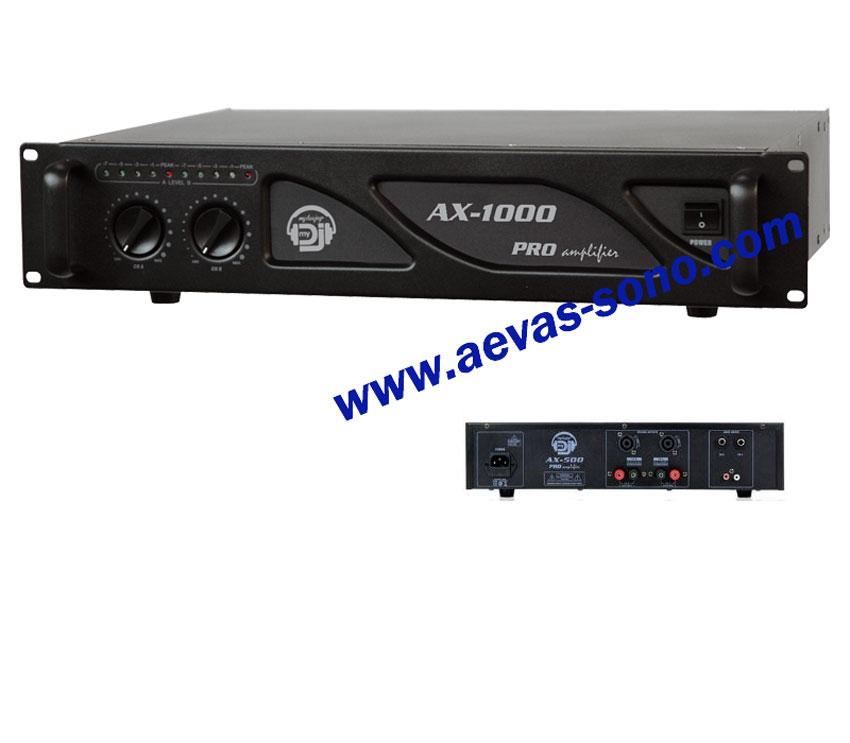ampli sono ax-3000