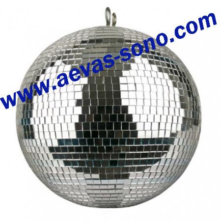 Boule facettes rampe de spot gyrophare effet clairage disco facette - Ampoule boule a facette ...