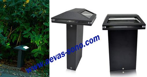 Eclairage terrasse et allees mat riel sonorisation - Borne eclairage exterieur pas cher ...