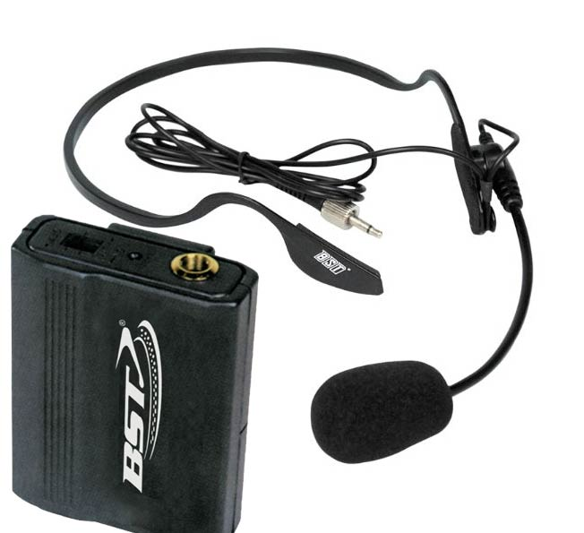 Fabuleux kit Headset meety ou trainy BST Enceinte autonome portable  AS56